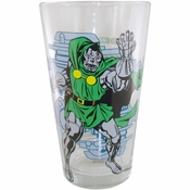 Doctor Doom Fist Glass