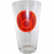 Green Lantern Rage Glass