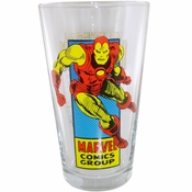 Iron Man Silver Age Glass