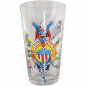Justice Society Flight Glass