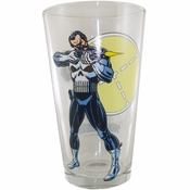 Punisher Shoot Glass