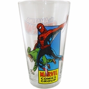 Spiderman Silver Age Glass