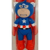 Captain America Marvel Bear