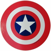 Captain America Shield Sticker