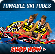 Towable Ski Tubes