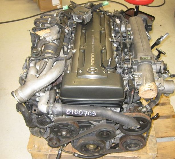 Toyota Supra 7mgte Engine For Sale