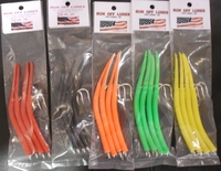 Runoff Lures Replacement Tubed Hook 7/0