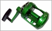 Avet EXW 30/2 Two-Speed Lever Drag Big Game Reel Forest Green
