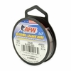 American Fishing Wire Blood Red Nylon Coated Leader Wire