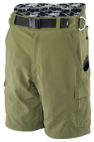 Old Harbor Outfitters S730 Storm Technical Shorts Moss