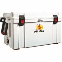 Pelican 32-65Q-MC-WHT Elite 65 Quart Cooler