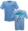 Salt Life SLM187 Men's Speed Trolling SS Pocket Tees