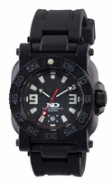Reactor 73801 Gryphon Watch - Round Nitromid Polymer/Stainless Never Dark