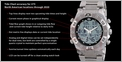 Reactor Gravitron 2 Watches