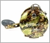 Avet HX 4.2 Single Speed Lever Drag Casting Reel Green Camo