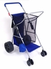 Rio Deluxe Wonder Wheeler WWC2W-SNF-10 Beach Cart