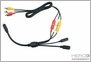 GoPro HERO3 Combo Cable ANCBL-301
