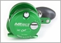 Avet SXJ 5.3 MC Single Speed Lever Drag Casting Reel Green