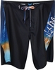 Salt Life SLM405 Men's Marlin Catch SLX-QD Boardshorts