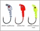 Bass Assassin Jighead Lures