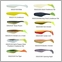 "Bass Assassin SSA25 4"" Sea Shad Lure"