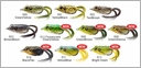 LIVETARGET Lures Frog Hollow Body