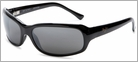 Maui Jim 189-02 Lagoon Gloss Black Sunglasses