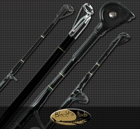 Blackfin Saltwater Wire Line Fishing Rods