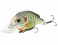 LIVETARGET Lures PSS70S Pumpkinseed Squarebill Shallow Dive 2 3/4