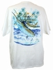 Aftco Marlin and Boat Tee Shirt