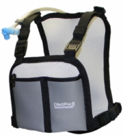 VestPac VPAC2PC JacksonPac Hydration System with 2 Chest Pockets