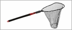 "Ego S2 Slider 72036 Large 22"" Deep Rubber Mesh Net"