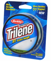 Berkley Trilene XT Extra Tough Filler Spools Low-Vis Green