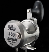 Accurate Fury Single Speed Reels
