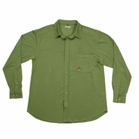 Montauk Tackle RT27Grn Light Weight Performance Shirt