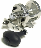 Avet SX 5.3 L/H Single Speed Lever Drag Casting Reel Left-Hand Silver