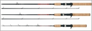Daiwa Megaforce Casting Rods