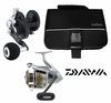 FREE Daiwa TJS100 Jig Bag with purchase of select Daiwa reels and combos