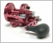 Avet SX 5.3 Single Speed Lever Drag Casting Reel Pink
