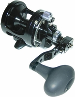 Avet SX 6/4 Raptor 2-Speed Lever Drag Casting Reel Black