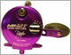 Avet SX 6/4 Raptor 2-Speed Lever Drag Casting Reel Purple