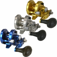 Avet SXJ 5.3 MC Single Speed Lever Drag Casting Reels