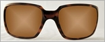 Salt Life SL-302-T-BR Bal Harbour Sunglasses