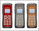 Globalstar GSP-1700 Handheld Satellite Phones Bronze