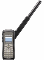 Globalstar GSP-1700 Handheld Satellite Phones Silver