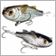 LIVETARGET MUT115FT Mullet Twitchbait Lure