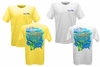 Salt Life SLM020 Men's Mahi Mayhem SS Pocket Tees
