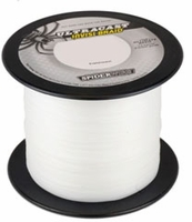Spiderwire Ultracast Invisi-Braid 10lb-50lb 1500yd Bulk Spool