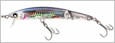 Yo-Zuri Crystal 3D Minnow Jointed Lures
