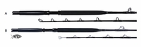 Sea Striker SU3080RS Stand-Up Rod